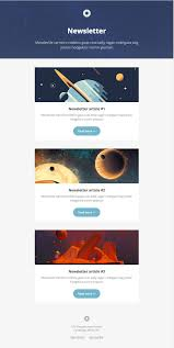 Newsletter Free Templates 13 Of The Best Email Newsletter Templates And Resources To Download