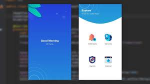 Android Studio Ui Designer Tutorial Splash Home Mobile Ui Design Animation Adobe Xd To Android