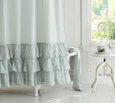 vintage target shower curtain