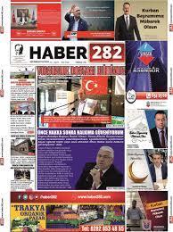 Tekirdağ,Edirne,Kırklareli,Çorlu,Ergene,Çerkezköy,Hayrabolu,Saray,Kapaklı.Muratlı,Marmaraereğlisi  Sondakika Haber E-Gazete