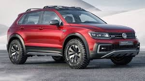 2018 volkswagen tiguan lwb. simple lwb the volkswagen tiguan gte active concept looks like it could kick your ass in 2018 volkswagen tiguan lwb