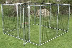Welded wire dog fence Diy Welded Wire Dog Kennel Corral Panels Dog Kennels For Dog Storage And Training