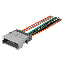 american international® gwh416 aftermarket radio wiring harness american international® aftermarket radio wiring harness oem plug
