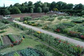 Walled Kitchen Garden Clumber Park Walled Kitchen Garden Worksop Nottinghamshire S80