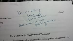 hcp second draft historical conversations project vaccination as a side note i received this critique in this draft in response i went to pubmed and went through eight different journals and chose four of them to