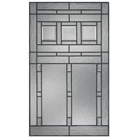 entry door glass inserts. 15678.0 22-in X 36-in Glass Insert Entry Door Inserts