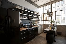 Modern black kitchen cabinets High Gloss Black 31 Black Kitchen Ideas For The Bold Modern Home Freshomecom 31 Black Kitchen Ideas For The Bold Modern Home Freshomecom
