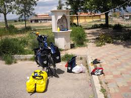 Türkei Turkey Bodrum Ankara Mit Dem Fahrrad Und Zu