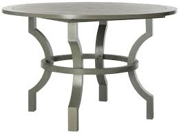 66 Round Dining Table Amh6644b Dining Tables Furniture By Safavieh