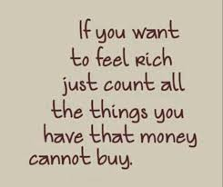 Best Beautiful Quotes Best Of If You Want To Feel Rich Life Quote Legends Quotes