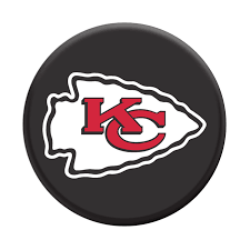 NFL - Kansas City Chiefs Logo PopSockets Grip