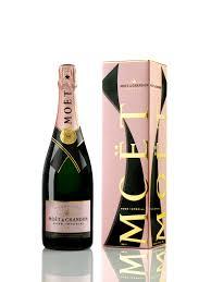 m c rose gift box bottle