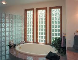 prefabricated vinyl frame glass block window using 6 x 8 decora pattern pittsburgh corning
