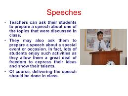 teaching speaking  34
