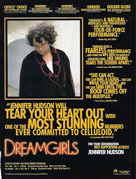 SUPREME IRONIES : Bill Condon's 'Dreamgirls' [5/10] | Neil Young's Film  Lounge