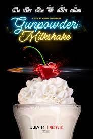 Gunpowder Milkshake trailer brings ...