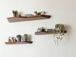 wooden wall shelf buzziplank by