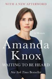 waiting to be heard amanda knox paperback