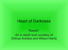 excellent ideas for creating heart of darkness essay topics morality fate is not in the eye of the beholder ap a heart of darkness