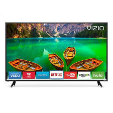 VIZIO 50\u201d Class UHD Full-Array LED Smart TV \u2013 D50-E1 Pin Networks