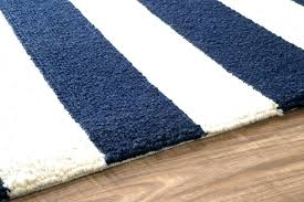 navy blue rug navy and white rug blue and white striped rug navy blue and white