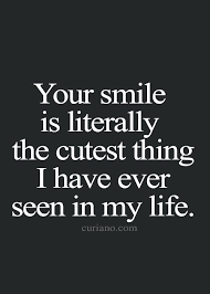 Quotes To Make Her Smile Adorable Love Smile Quotes Best Famous And Cute Crush Quotes Just Like Your