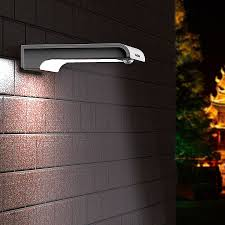 solar powered security lights with motion sensor beautiful solar powered outdoor light with infrared motion detection