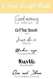 The 25 Best Pretty Fonts Ideas On Pinterest Fonts Handwriting