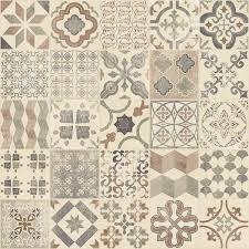raval sheet vinyl flooring beige and black sample