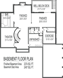 sq ft house plans large size 3800 foot