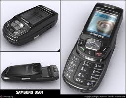 Samsung D500 by OmegaN | 3D