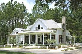 one story farmhouse with porch white 1 plans wrap around screened