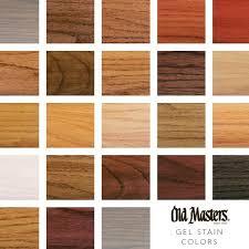 Gel Stain In 2019 Old Masters Gel Stain Oak Wood Stain