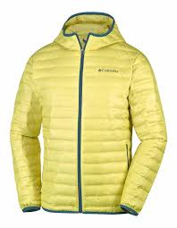 columbia flash forward down hdd jackets mineral yellow men s clothing columbia jacket with hood columbia jackets kohls able