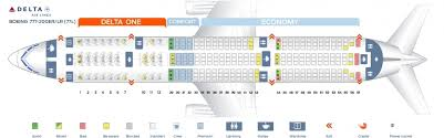 Delta Airlines Airbus A333 Seating Chart Stylish And Interesting Delta Seating Chart Seating Chart