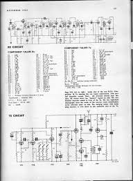 phil shauns single channel and vintage r c nostalgia page m25 rcs reed set circuit diagrams