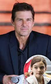 من المحتمل ألا يعتقد توم كروز أن سوري ابنته - فضائح