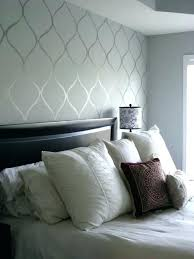 remarkable accent wallpaper bedroom easy to do faux wallpaper accent wall ideas grey bedroom with wallpaper