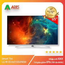 Smart Tivi LG 4K 65 inch 65UH850 | Chính hãng, Giá rẻ