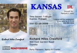 License Carriage Drivers Plans Kansas House