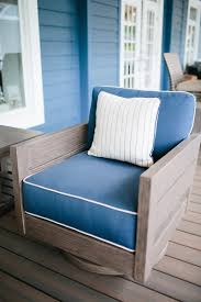 outdoor upholstered furniture. Nice Wooden Comfortable Chair Outdoor Upholstered Furniture O