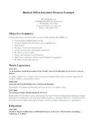 Medical Assistant Resume Template Free Inspiration Medical School Resume Samples Med School Resume Medical School