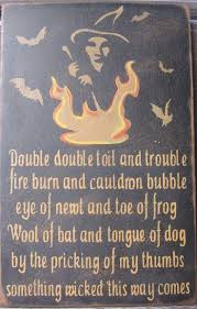 Famous Witch Quotes