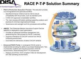 Disa Cio Org Chart Disa Cloud Race Iaas And Platform As A Service Paas Pdf