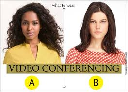 How To Dress For A Video Interview What To Where When Video Conferencing The Best Styles To