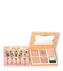blush bar limited edition palette includes every blush and bronzer you need to create endless