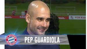 Interview Pep Guardiola (ES with subtitels) - YouTube