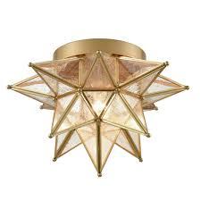 Glass Star Light