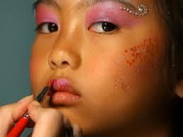 kid s makeup tutorial fairy princess flower fairy makeup video flowers healthy