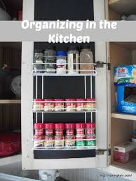 Kitchen Organizing More Kitchen Organization